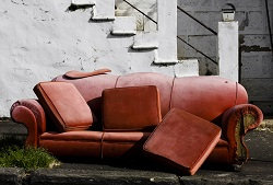 Disposal of Old Furniture UK